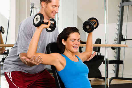 No Limit Fitness - One Personal Training Sessions - Save 64%