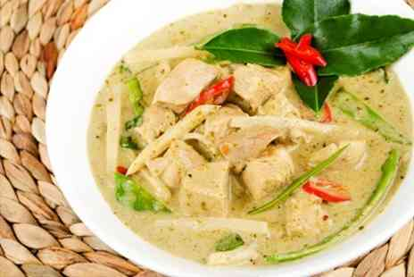Star of Siam - Two Course Thai Meal With Rice or Noodles - Save 57%