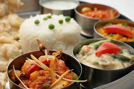 Namaste Nepal - Two course Indian or Nepalese meal for two including a starter a main and rice each - Save 62%