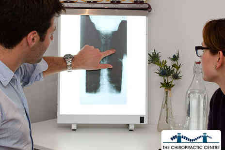 The Chiropractic Centres -  Two Follow Up Treatment Sessions with X Rays If Required - Save 81%