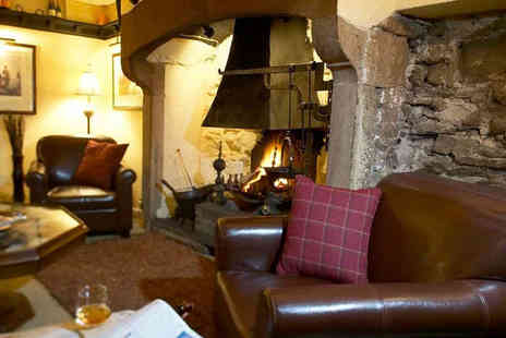 Wensleydale Heifer - Overnight Boutique Yorkshire Dales Stay for Two with Breakfast - Save 46%
