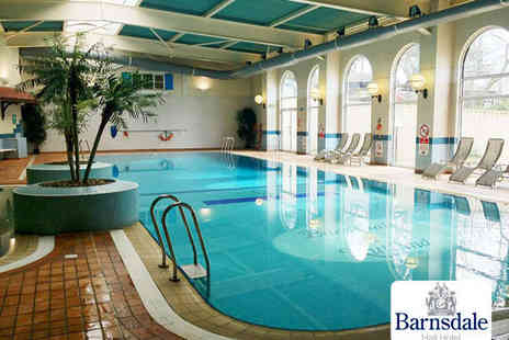 Barnsdale Hall Hotel - Spa Day for Two People with Flotation Therapy Session - Save 65%