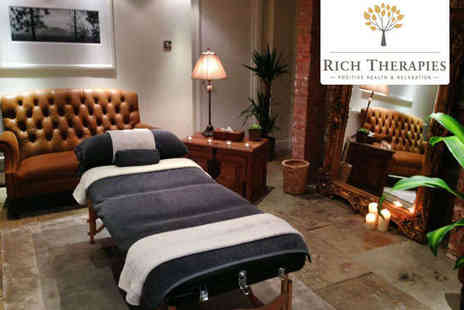 Rich Therapies - Hour Long Sports Massage - Save 52%