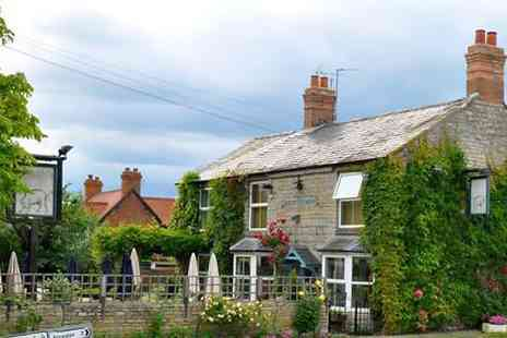 The Blue Boar Inn - Two night stay for two including breakfast - Save 48%
