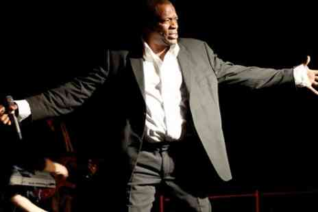 Envi - Live Soul and Motown With Alexander ONeal - Save 50%