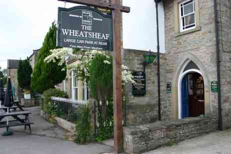 The Wheatsheaf - Two night break for two - Save 53%