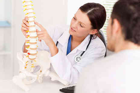 Integral Chiropractic - Chiropractic Consultation Including Report and Two - Save 70%
