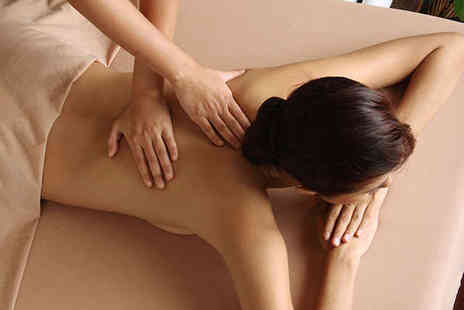 Beauty and Complimentary Health - Swedish Neck Back and Shoulder Massage and Facial - Save 60%
