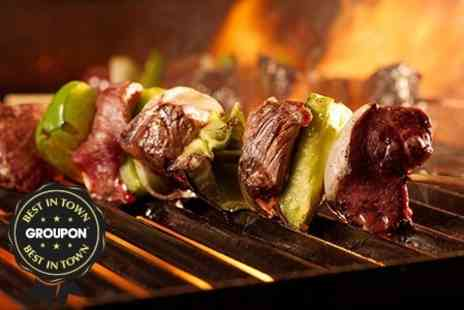 Rodizio Rico - All You Can Eat Lebanese BBQ With Caipirinha - Save 40%