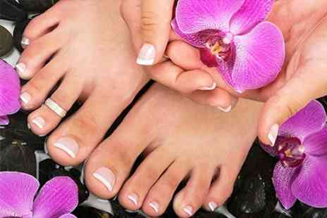 Dandy Doos - Gelax Manicure or Pedicure - Save 60%