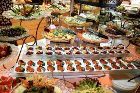 Peachy Keens - All You Can Eat World Buffet For Two With Soft Drinks - Save 45%