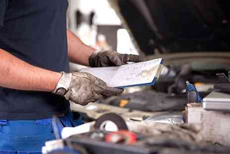 Euro Motor Services - MOT and Service With Diagnostic Check - Save 69%