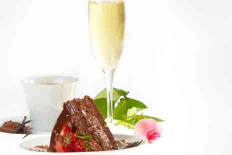 The Blue Boar Inn - Afternoon Tea For Two and Champagne or Liqueur Coffee - Save 50%