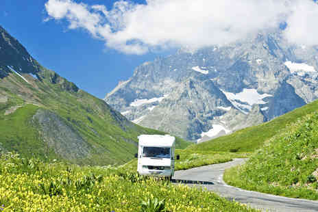 Unbeatable Hire - Three night small motorhome hire - Save 46%