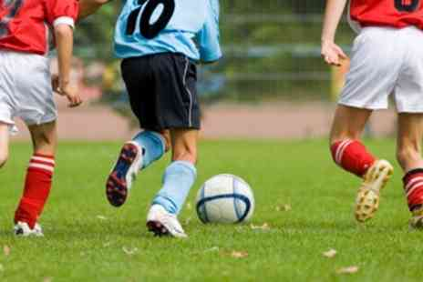Bailey Elite Football Academy - Four Training Sessions - Save 58%