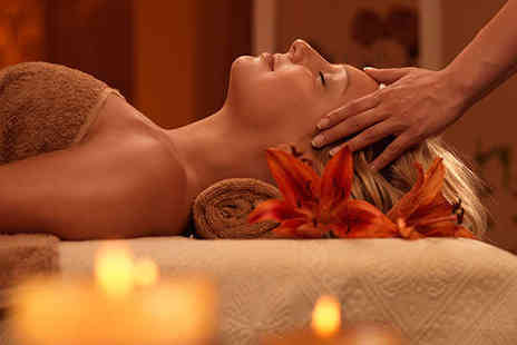 Relaxation Den - 30 Minute Indian Head Massage with Galvanic Facial - Save 67%