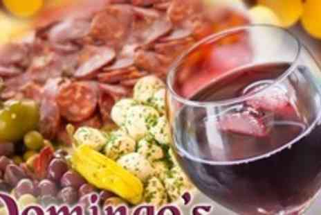 Domingos Restaurant - Six Tapas And a Jug Sangria For Two To Share - Save 64%