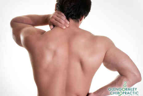 Glengormley Chiropractic - Chiropractic Consultation Spine Exam Nerve Scans X Ray - Save 83%