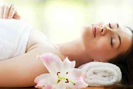 Halo Hair & Beauty - Choice of Treatment Such as Massage Facial or Leg Wax - Save 67%