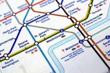 London Premier Walking Tours - London Underground Treasure Hunt For One - Save 36%