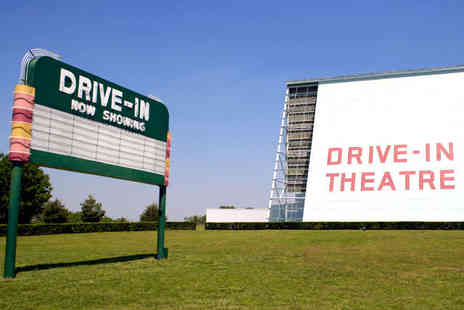 The Drive-In Cinema - Entry for Car and Five People to Drive In Film Screening  - Save 55%