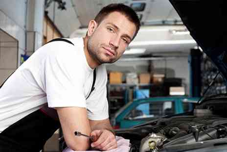 Falcon Autos - MOT Test and Health Check - Save 67%