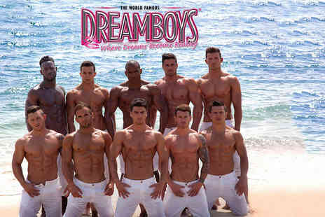 Dreamboys - Ticket to see the Dreamboys show including a cocktail buffet and club entry - Save 46%