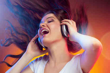 Retro Silent Disco - Two Silent Disco Tickets - Save 50%