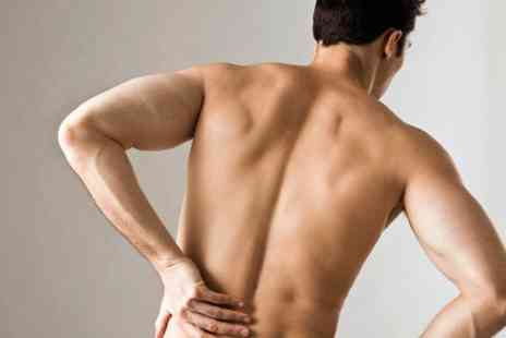Eccleshall Chiropractic - Consultation Plus Three Treatments Including Massage - Save 75%