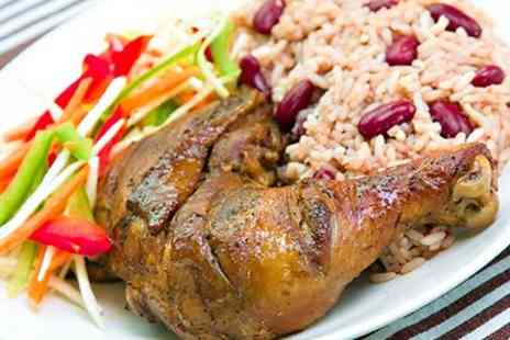 Reggie's Caribbean Cuisine - Three Course Meal For Two - Save 50%