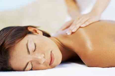 Hands on Healing - Forty Five Minute or One Hour Massage - Save 50%