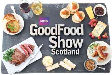 BBC Good Food Show - Show Afternoon Ticket - Save 50%