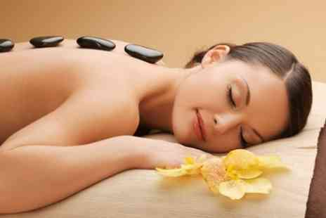 LMG Hair and Beauty - Massage With Body Scrub - Save 47%