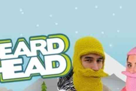 BeardHead.co.uk - Bearded Hat With Detachable Moustache - Save 35%