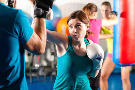 North London Boxing Club - Four Boxing Fitness Classes - Save 77%