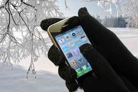 Dazlr - Touch screen gloves - Save 67%
