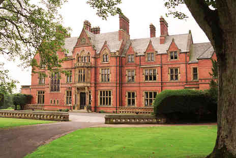 Wroxall Abbey Estate & Spa - One night stay for 2 including breakfast and spa club access - Save 36%