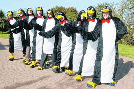 Richard House Childrens Hospice - Registration for the charity Penguin Dash  try for a Guinness World Record - Save 50%
