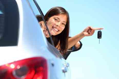 DirectDrive - Three Hours of Driving Lessons - Save 24%