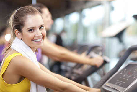Tropicana Health and Fitness Club - One month gym membership - Save 75%