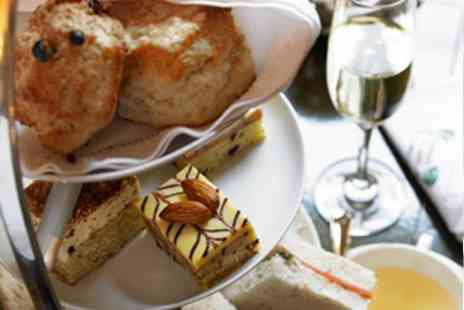 Britannia International Hotel - Afternoon Tea With Champagne For Two - Save 40%