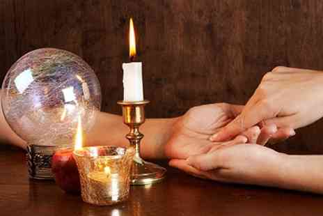 The Living Room Newcastle - Halloween Clairvoyance Event For Two - Save 38%