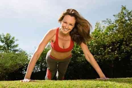 Belly Burn Off Boot Camp - Three Weeks Boot Camp - Save 50%