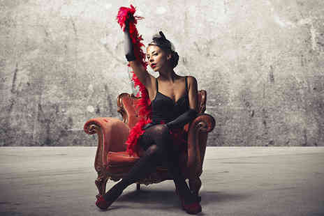 Agent Burlesque - Night of cabaret at The Fiddlers Elbow - Save 50%