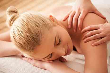 Tranquility - One Hour Massage Plus Indian Head Massage - Save 65%