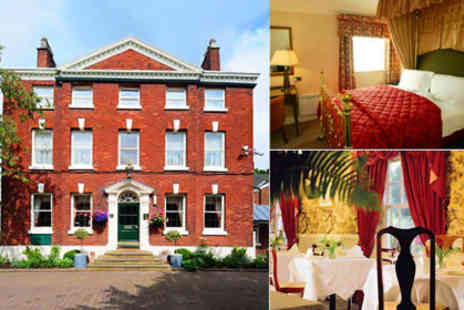 Etrop Grange Hotel - £99 for two nights' bed and breakfast for two people - Save 69%