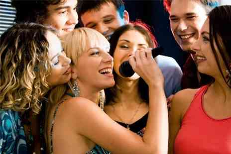 The Green - Karaoke Party With Shots - Save 87%