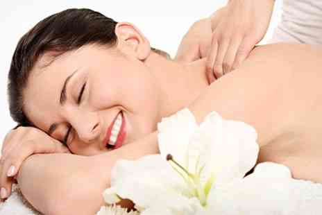 Heaven at Number 7 - Massage Facial Plus Jessica File and Polish - Save 65%