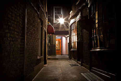 London Premier Walking Tours - Jack the Ripper Tour for One Child - Save 40%