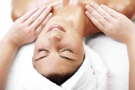 Beauty 2 - Massage or Reflexology Plus Choice of Facial - Save 71%